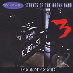 Barbella, Butch Streets - Lookin Good CD Cover Art
