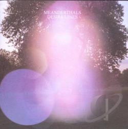 Meanderthals - Desire Lines CD Cover Art