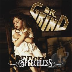 Grind, Dr. - Speechless CD Cover Art