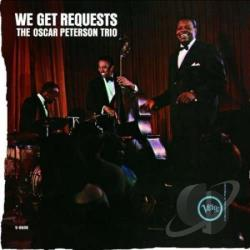 Oscar Peterson Trio / Peterson, Oscar - We Get Requests CD Cover Art
