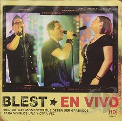 Blest - En Vivo CD Cover Art