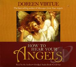 Virtue, Doreen - How to Hear Your Angels (2 C CD Cover Art