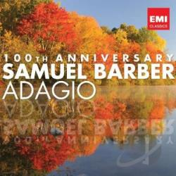 Barber Adagio (100th Anniversay) CD Cover Art