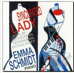 Emma / Schmidt - Syncopated Lady CD Cover Art