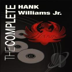 Williams, Hank, Jr. - Complete Hank Williams Jr CD Cover Art