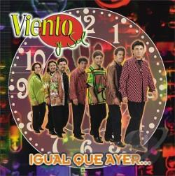 Viento Y Sol - Igual Que Ayer CD Cover Art