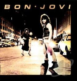 Bon Jovi - Bon Jovi CD Cover Art