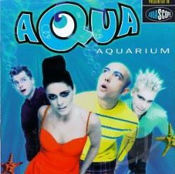 Aqua - Aquarium CD Cover Art
