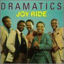 Dramatics - Joy Ride CD Cover Art