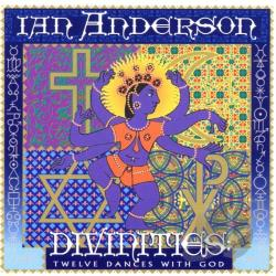 Anderson, Ian - Ian Anderson: Divinities - Twelve Dances with God CD Cover Art