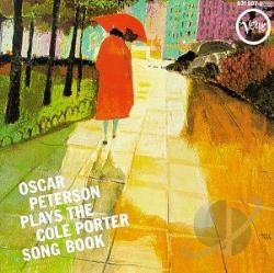 Peterson, Oscar - Oscar Peterson Plays the Cole Porter Song Book CD Cover Art