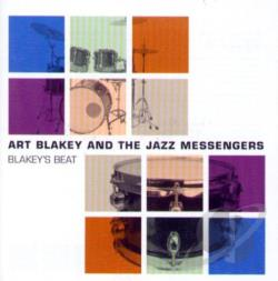 Blakey,  Art & The Jazz Messengers - Blakey's Beat CD Cover Art