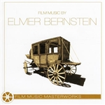 Bernstein, Elmer - Film Music by Elmer Bernstein CD Cover Art