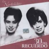 Las Nortenitas - 30 Del Recuerdo CD Cover Art