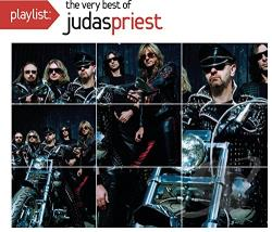 Judas Priest - Playlist: The Very Best of Judas Priest CD Cover Art
