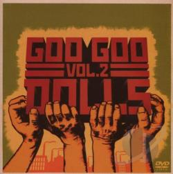 Goo Goo Dolls - Greatest Hits, Vol. 2 CD Cover Art