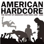 American Hardcore: the History of American Punk Rock 1980-1986 DB Cover Art