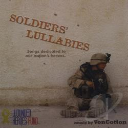 Cotton, Von - Soldiers' Lullabies CD Cover Art