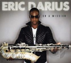 Darius, Eric - On a Mission CD Cover Art