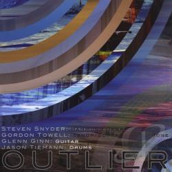 Outlier Quartet - Outlier CD Cover Art