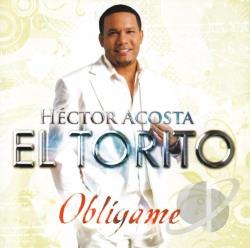 Acosta, Hector - Obligame CD Cover Art