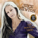 Newton, Juice - Sweetest Thing CD Cover Art
