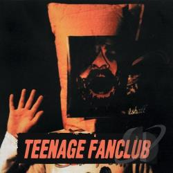 Teenage Fanclub - Deep Fried Fanclub CD Cover Art