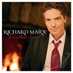 Marx, Richard - Christmas Spirit CD Cover Art