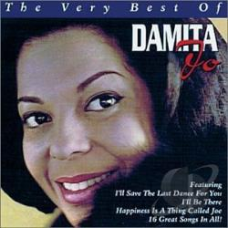 Jo, Damita - Very Best of Damita Jo CD Cover Art