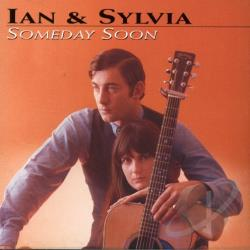 Ian & Sylvia - Someday Soon CD Cover Art