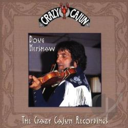Kershaw, Doug - Crazy Cajun Recordings CD Cover Art