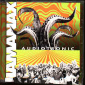 Namanax - Audiotronic CD Cover Art