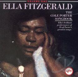 Fitzgerald, Ella - Sings the Cole Porter Song Book CD Cover Art