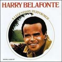 Harry Belafonte Legendary Performer Cd Album