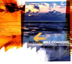 Connors, Bill - Return CD Cover Art