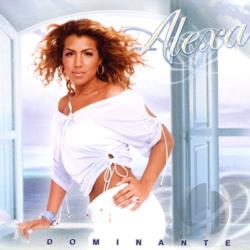 Alexa - Dominante CD Cover Art