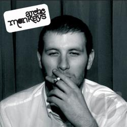 Arctic Monkeys - Whatever People Say I Am, That's What I'm Not CD Cover Art