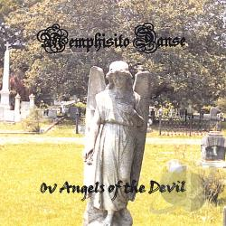 Danse, Mephisito - Ov Angels Ov The Devil CD Cover Art
