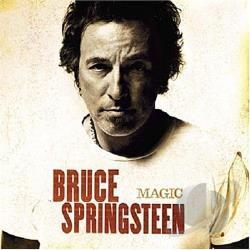 Springsteen, Bruce - Magic CD Cover Art