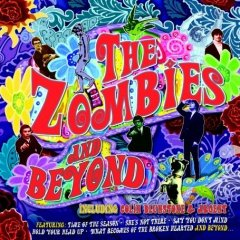 Zombies - Zombies & Beyond CD Cover Art