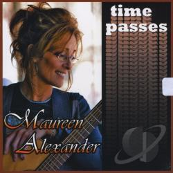 Alexander, Maureen - Time Passes CD Cover Art