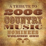 2006 Country Music Nominees Vol. 1 DB Cover Art