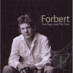 Forbert, Steve - Place & Time CD Cover Art