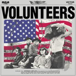 Jefferson Airplane - Volunteers LP Cover Art