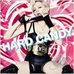 Madonna - Hard Candy LP Cover Art