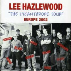 Hazlewood, Lee - Lycantrophe Tour CD Cover Art