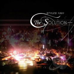 Styles1001 - Solution CD Cover Art