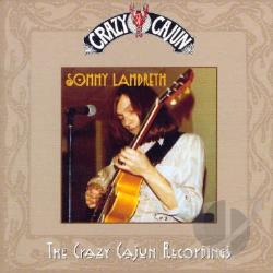 Landreth, Sonny - Crazy Cajun Recordings CD Cover Art