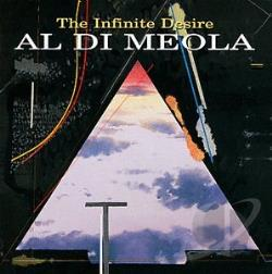 Meola, Al Di - Infinite Desire CD Cover Art
