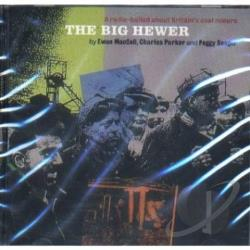 MacColl, Ewan - Big Hewer CD Cover Art